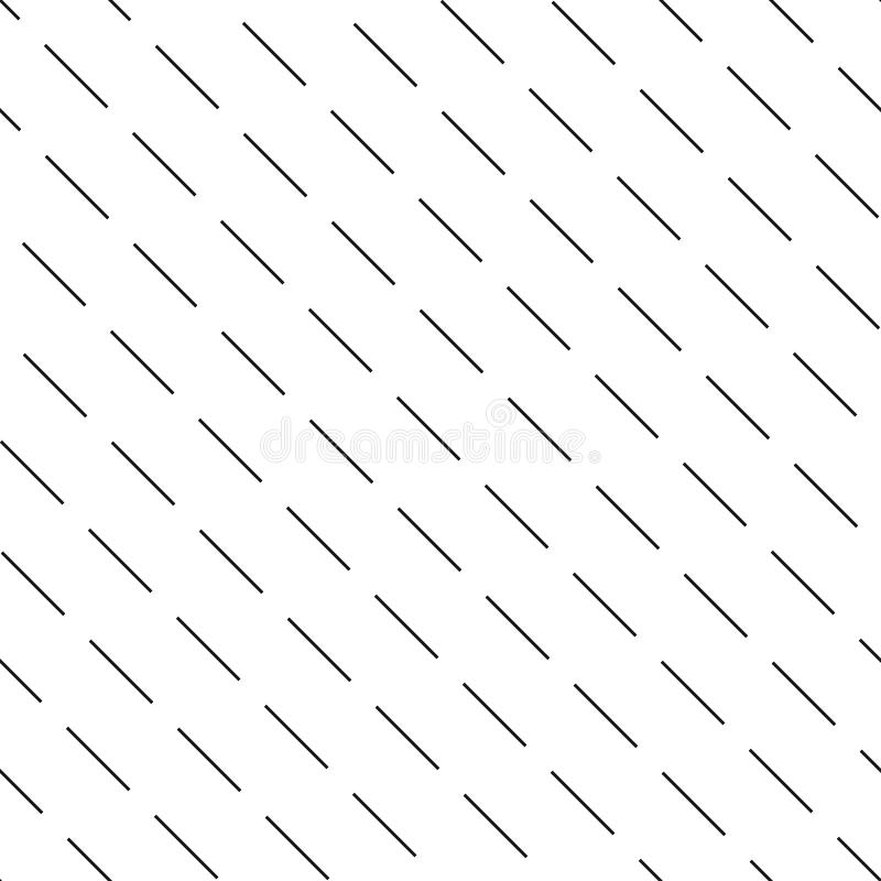 Dash geometric pattern - striped seamless background. Dash geometric pattern - diagonal striped seamless background royalty free illustration