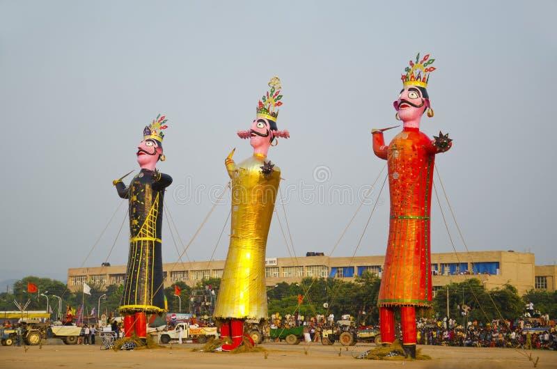 dashahara节日印地安人 库存照片