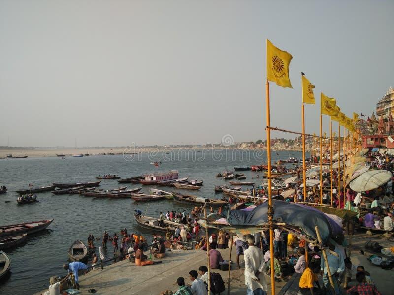 Dashaswamedh Ghat images stock