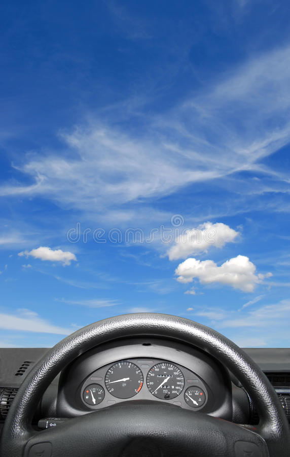 Free Dashboard Royalty Free Stock Photography - 10130077