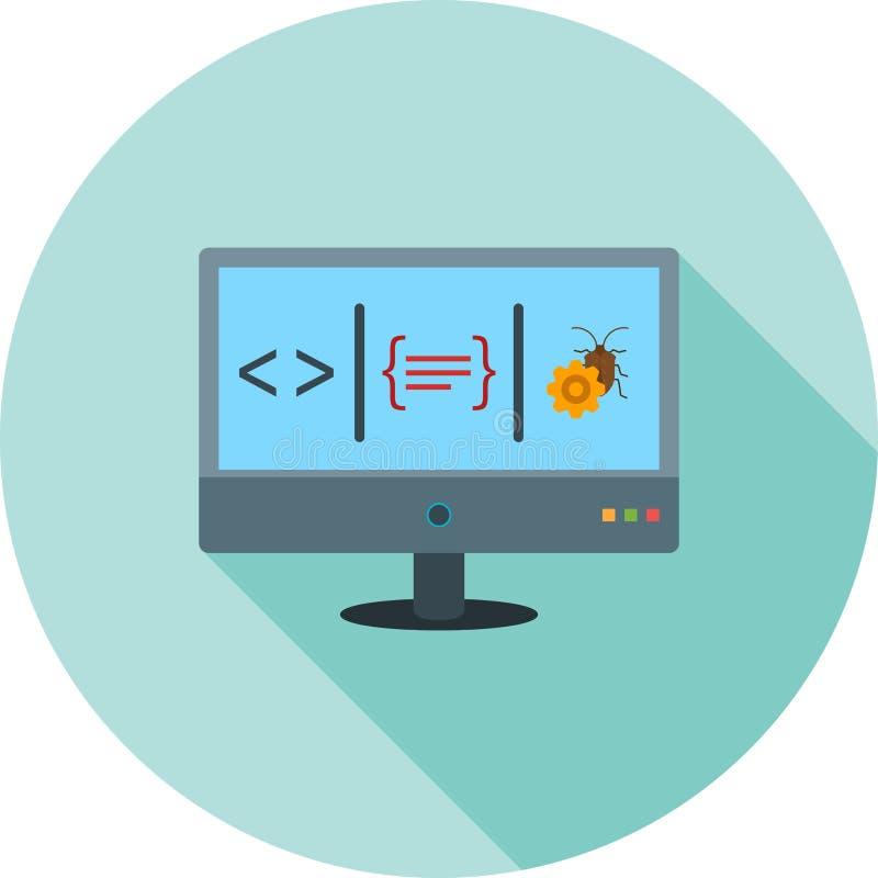 dashboard ilustración del vector