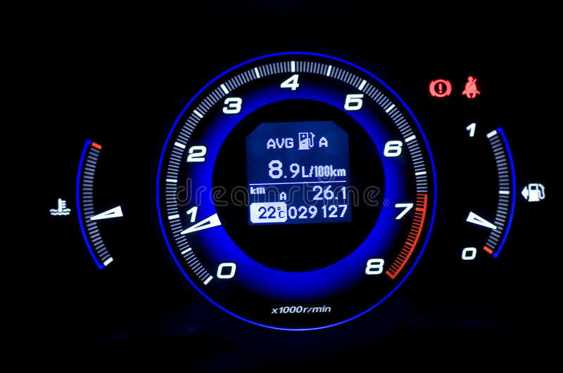 Download Dashboard stock image. Image of instrument, gauge, automobile - 9884465