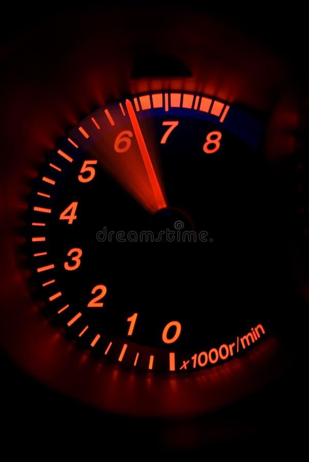 Free Dashboard Gauges Stock Image - 2506611
