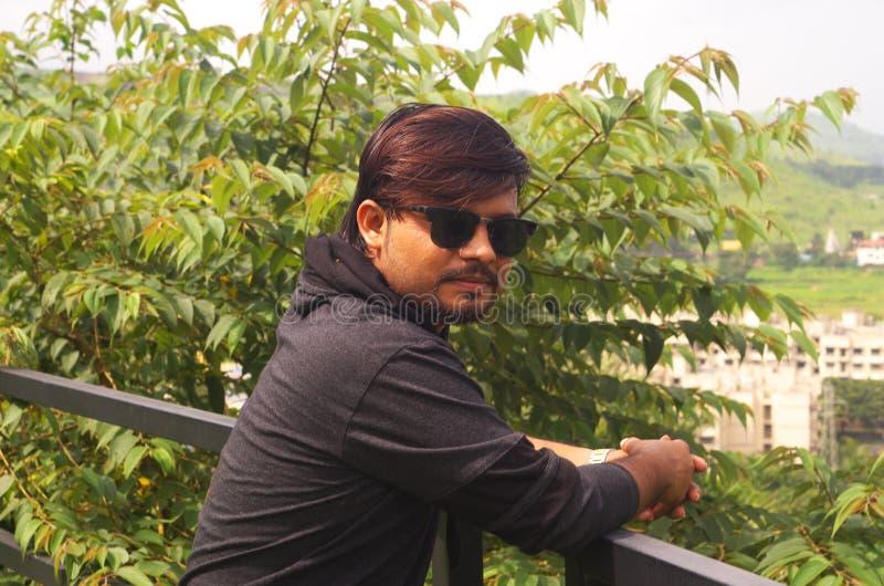 Dashing Indian Youth-3 lizenzfreie stockfotografie