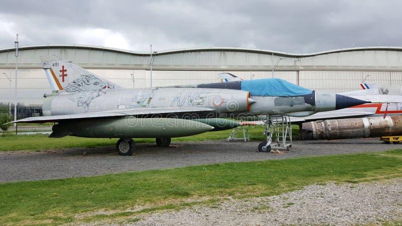 Dassault hägring III E royaltyfri fotografi