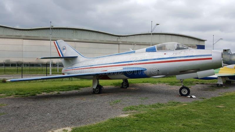Dassault Mystere IV A obrazy stock