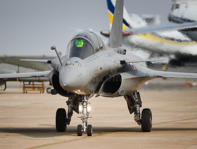 Dassault Rafale royaltyfri bild