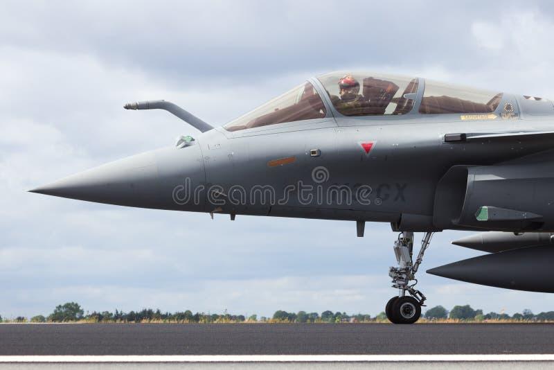 Dassault Rafale fotografia stock libera da diritti