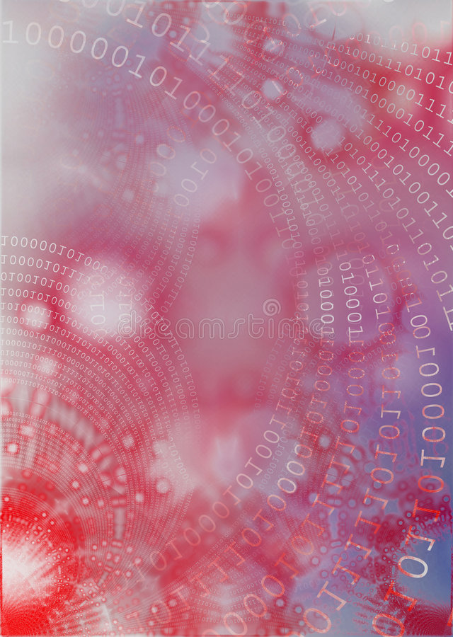 Data vector illustration