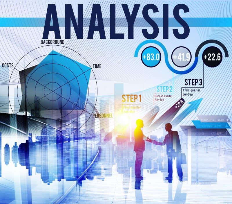 Data Analysis Storage Information Concept. B stock photo