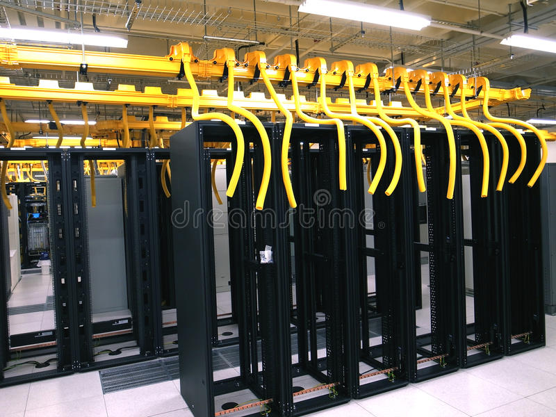 Download Data Center Rack And Stacks Stock Image - Image: 32613443