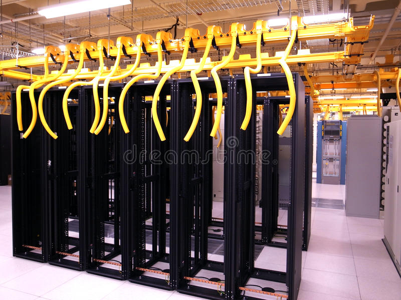 Download Data Center Rack And Stacks Royalty Free Stock Photos - Image: 32613468