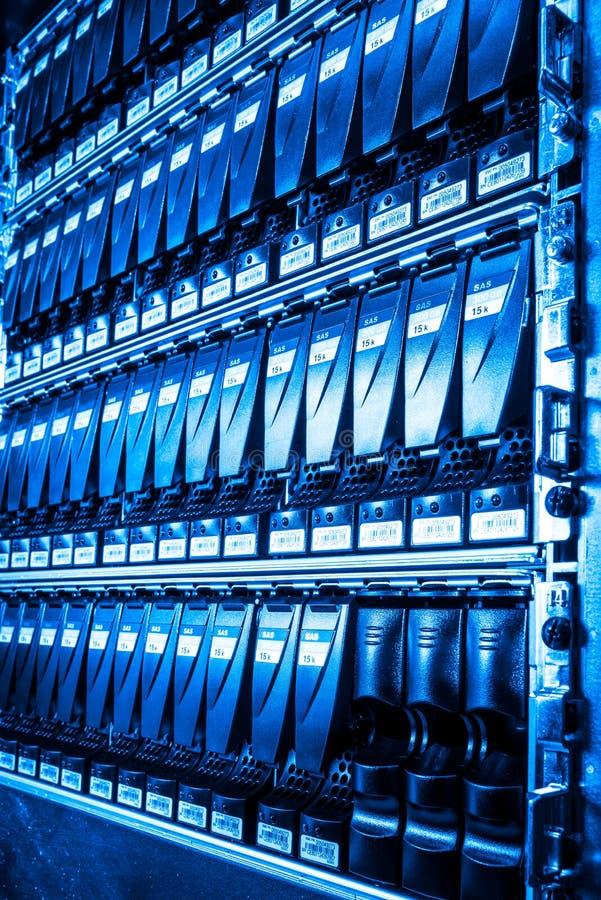 Data centrerar arkivbilder