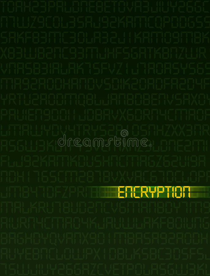 Free Data Encryption Royalty Free Stock Photo - 122935