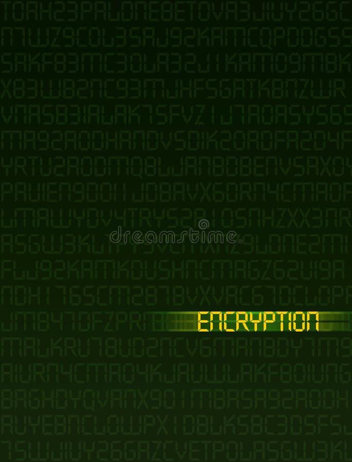 Data Encryption stock illustration