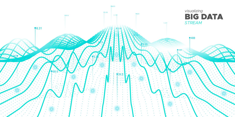 Data Flow. White Statistic Information. Industry. Fractal. Fluid Analysis Big Data. Blue Virtual Effect. Technology Visualization. Fluid Science Banner. Graph stock illustration