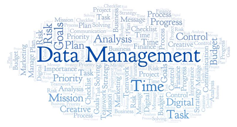 data management process