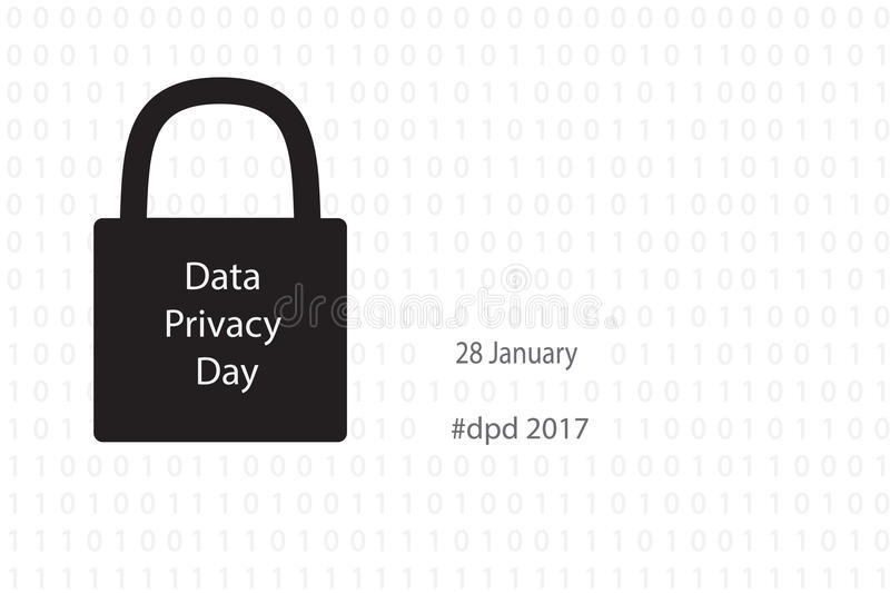Download Data Privacy Day Stock Vector - Image: 83713938