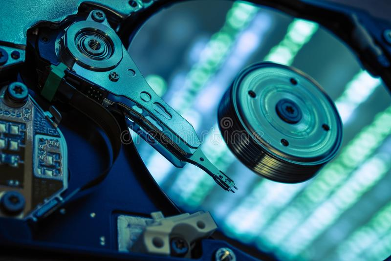Data Recovery Concept royalty free stock photos