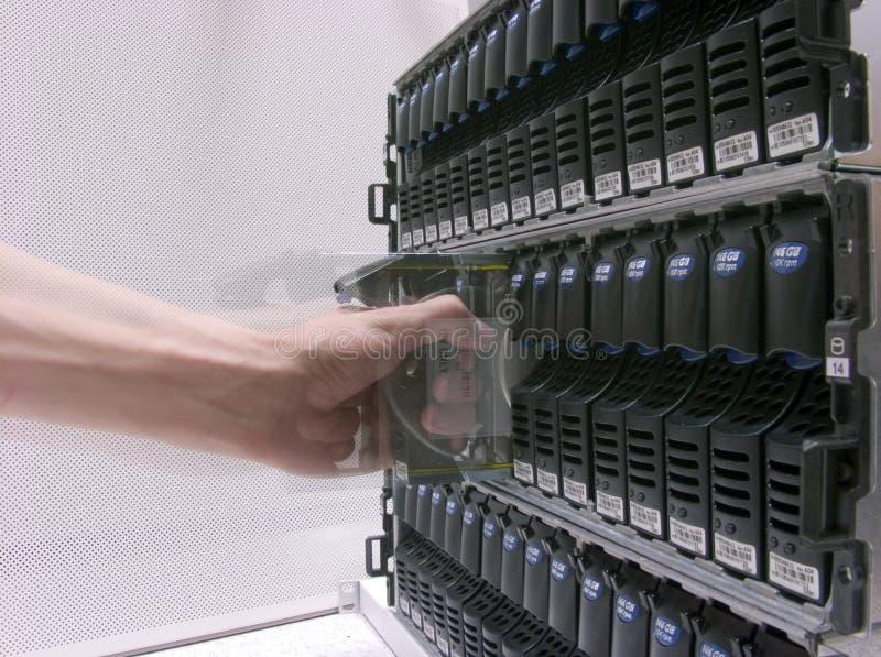 Data Storage royalty free stock photos