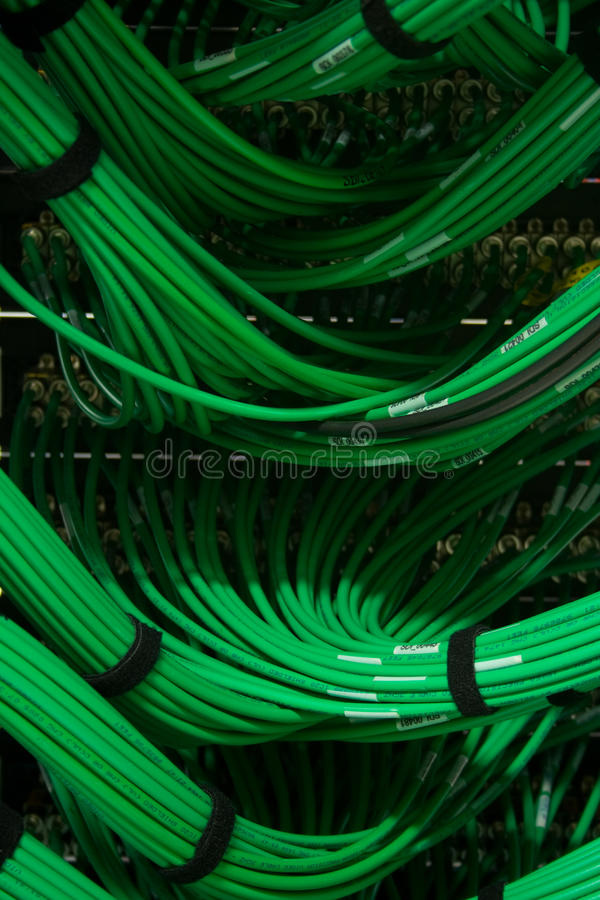 Data Transmission Cables stock images