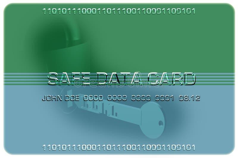Data2 sûr illustration de vecteur