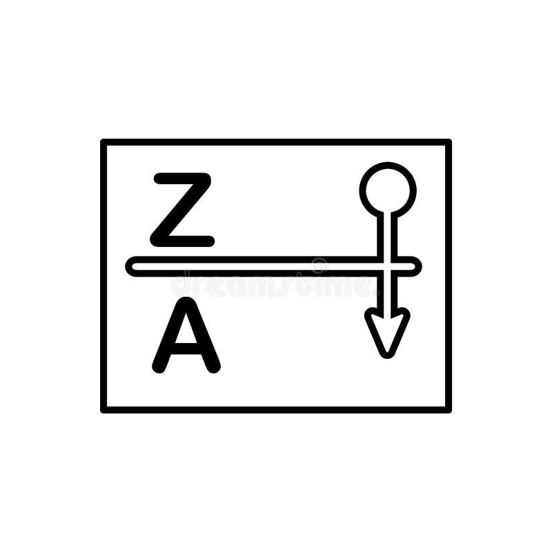 Database, server, sort icon - Vector. Database vector icon vector illustration