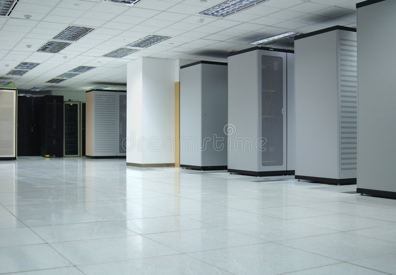 Datacenter #1 interior