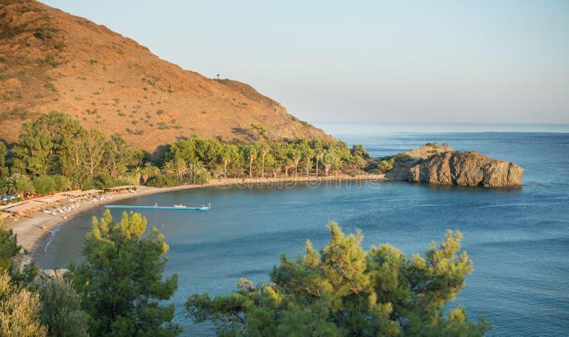 Download Datca Turcja zdjęcie stock. Obraz złożonej z brzeg, trawy - 28138460
