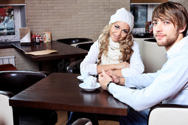 Download Date stock photo. Image of meal, beauty, cafe, male, lifestyle - 18209128