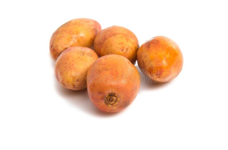 date della frutta fotografia stock