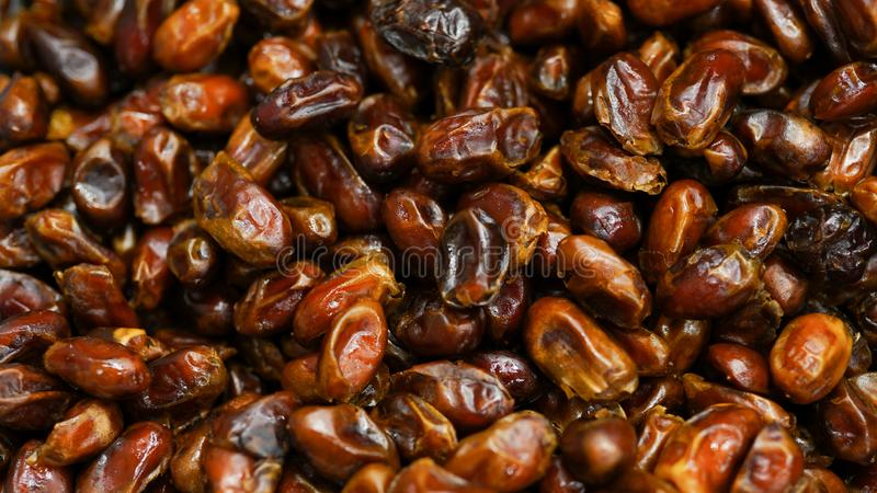 Date food background . exotic fresh fruit .full frame. date food texture.  stock images