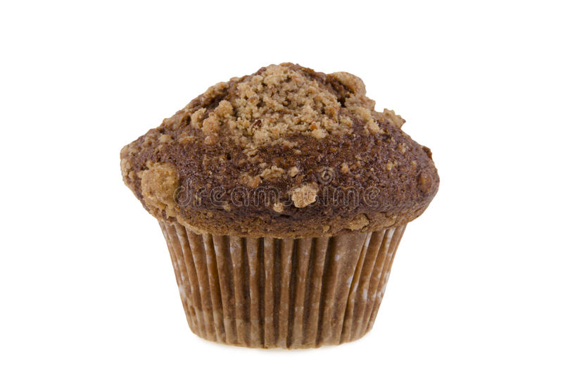 Date And Nuts Muffin Stock Photography