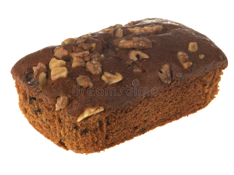 Download Date And Walnut Loaf Cake Stock Photos - Image: 25669883
