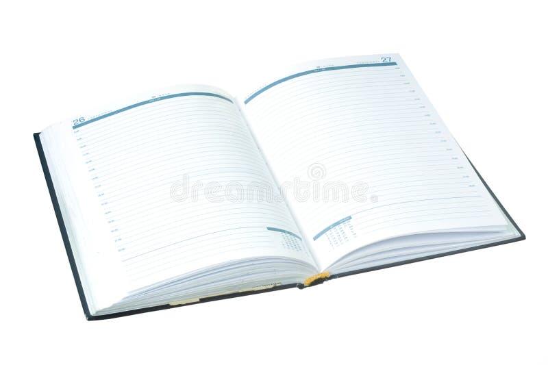 datebook стоковые изображения rf
