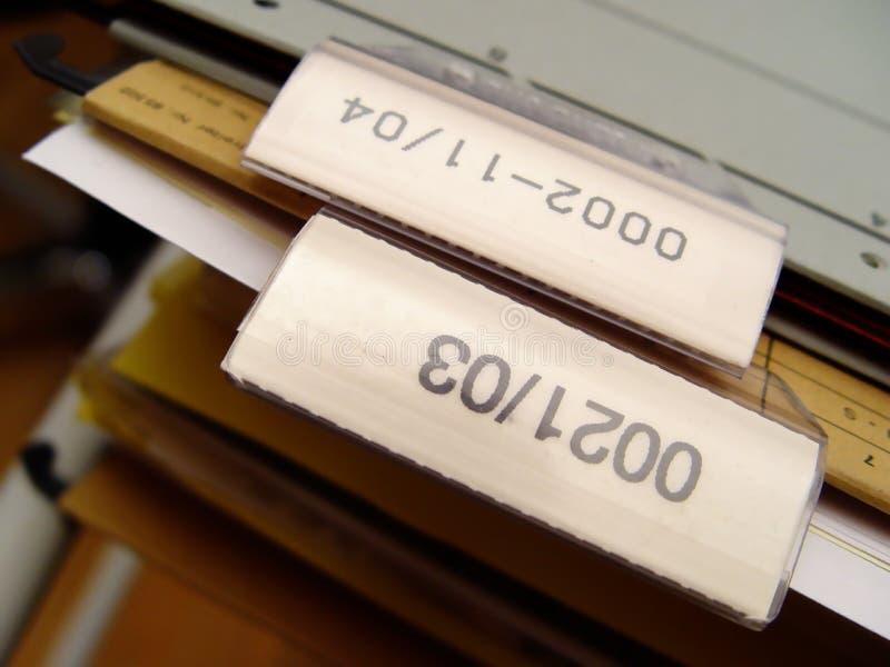 Dateien Stockbilder