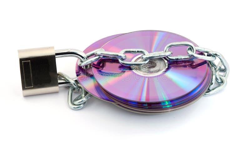 Datensicherheit lizenzfreie stockbilder