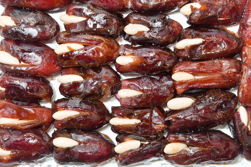 dates ramadan arkivfoto