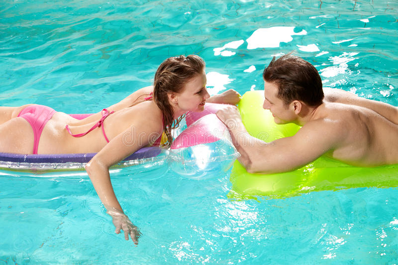 Download Dates in water stock photo. Image of masculine, attractive - 21767936