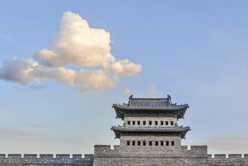 Datong, Шаньси, Китай стоковое фото