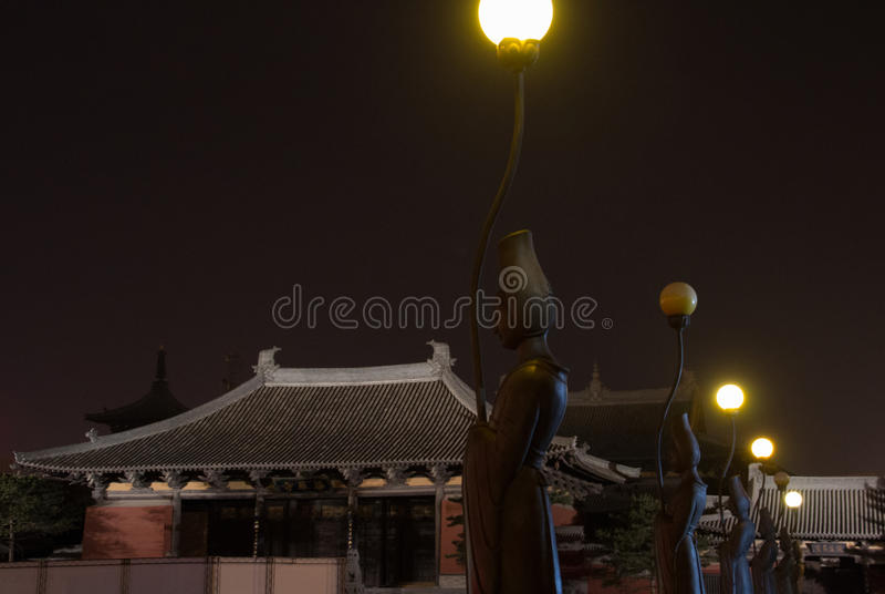 Datong China foto de stock royalty free