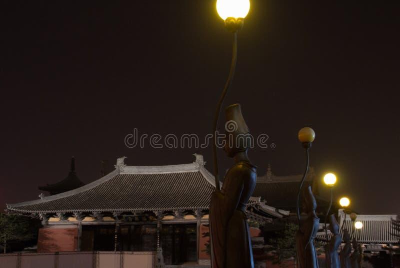 Datong Chine photo libre de droits