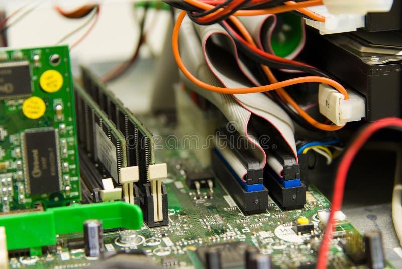 dator royaltyfri bild