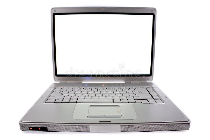 datorbärbar dator royaltyfri fotografi