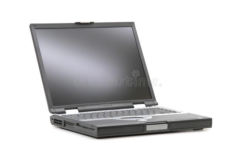 datorbärbar dator royaltyfria bilder