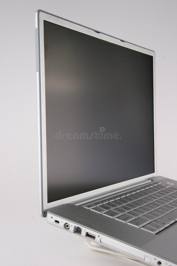 datorbärbar dator royaltyfria foton
