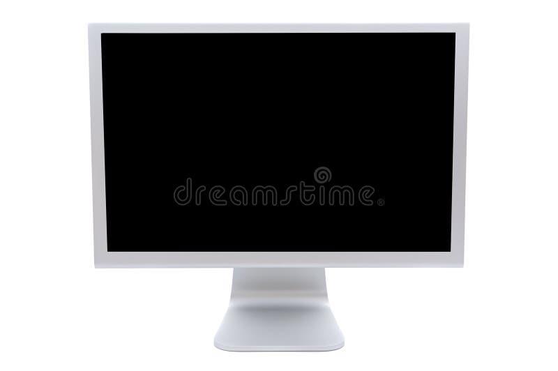 datorbildskärm fotografering för bildbyråer