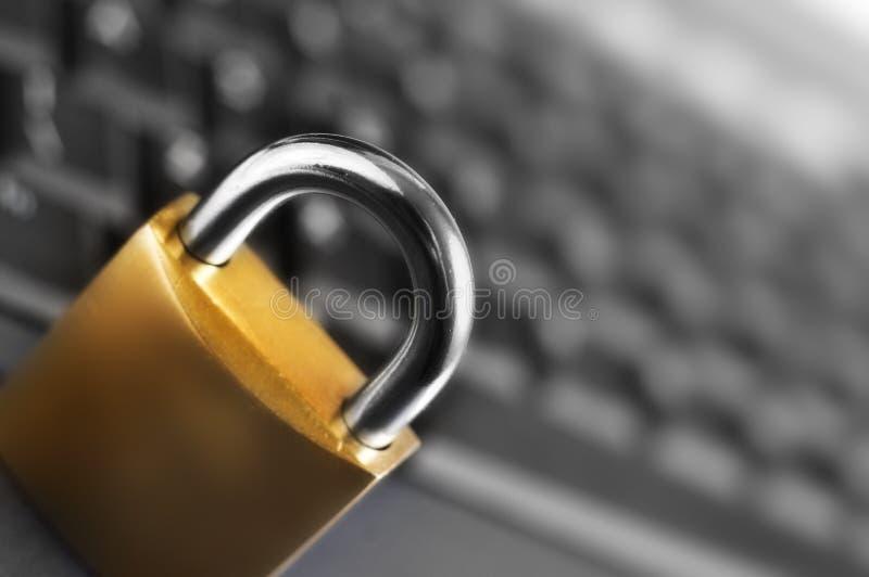datorsäkerhet arkivbild