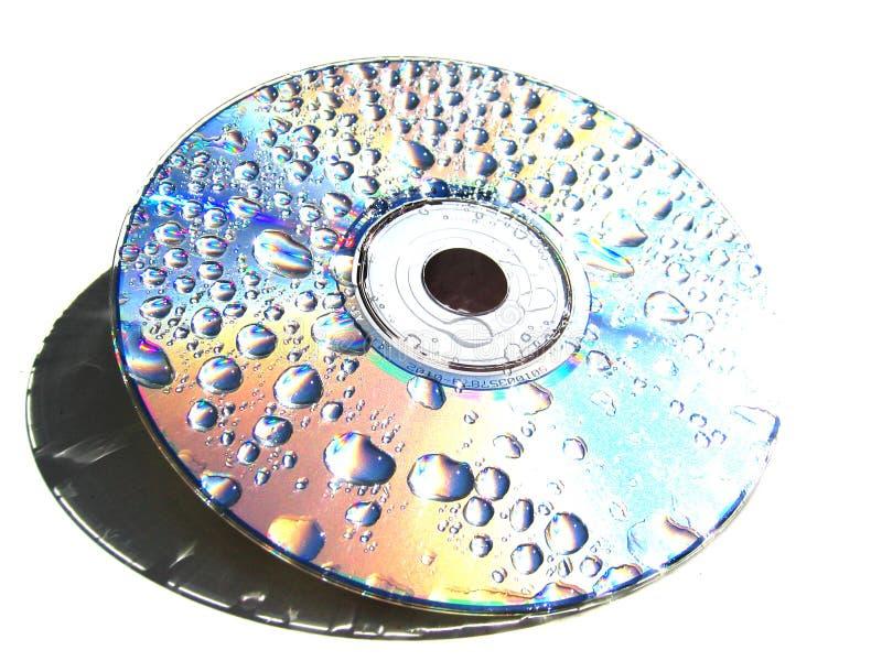 Datos mojados imagenes de archivo