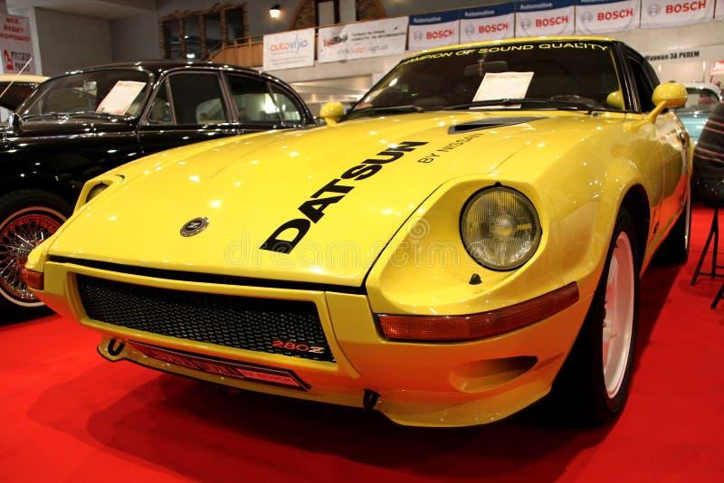 Presentation Of Datsun Mi-do Car Editorial Photography ...